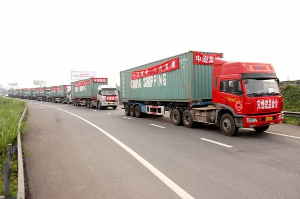 上海松江區到新洲直達物流公司